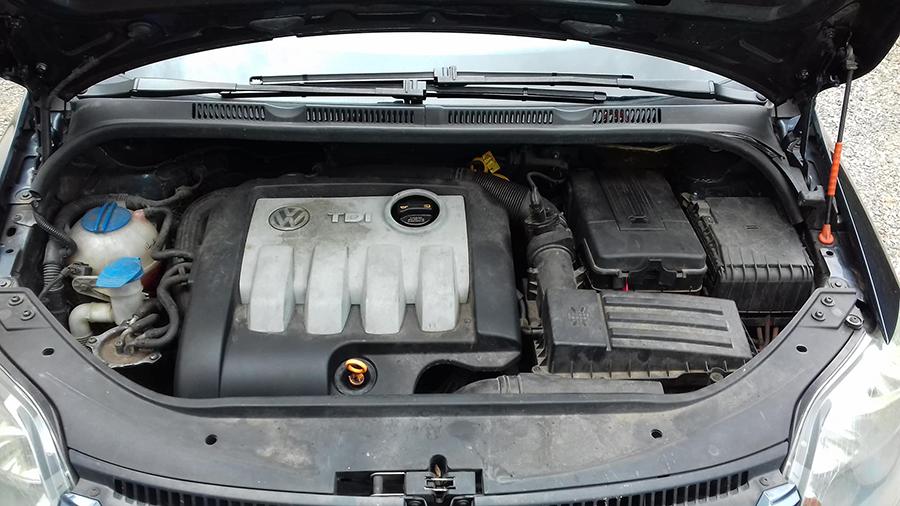 Nettoyage compartiment moteur - Sublime Car