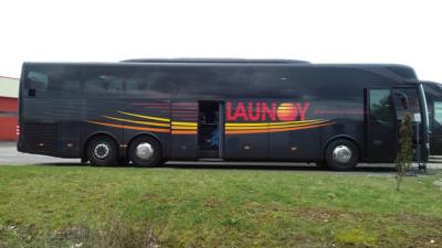 Nettoyage exterieur bus Sublime Car