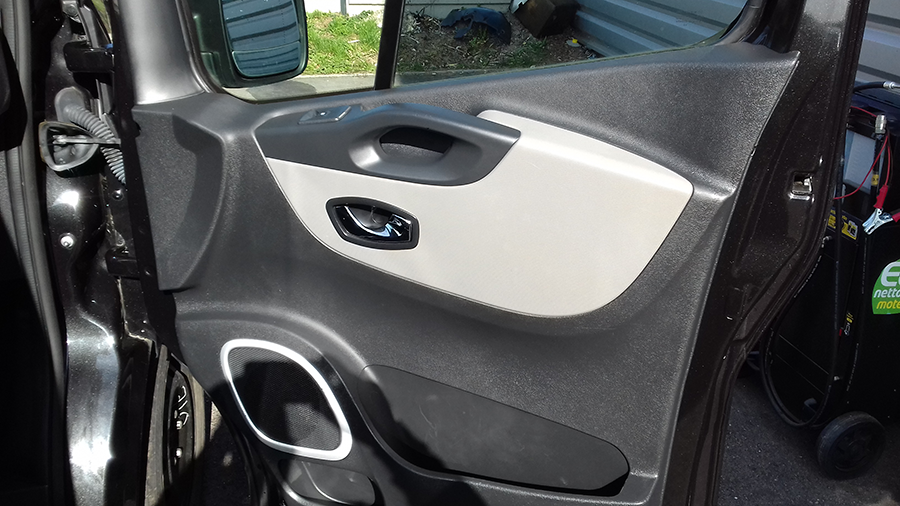 Nettoyage porte après - Sublime Car