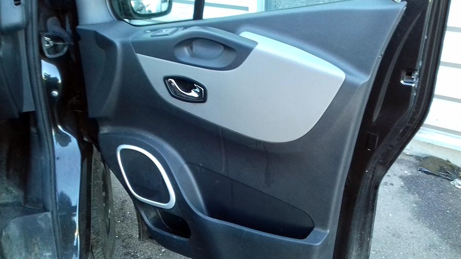 Nettoyage porte avant - Sublime Car